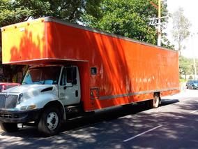 Camión Mudancero International 4300 2003