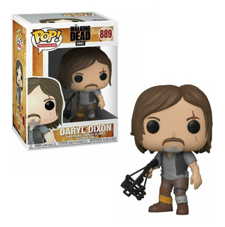 Funko Pop! Tv The Walking Dead Daryl