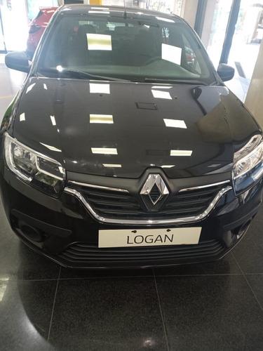 Renault Logan Life 1.6 2021 (ev) Entrega 30 A 90 Dias