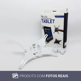 Suporte P/ Tablet Neofix Multiuso Branco Usado + Brinde