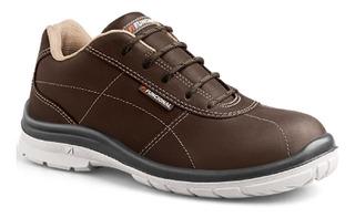 Calzado Zapato De Seguridad Ultraliviano Funcional City