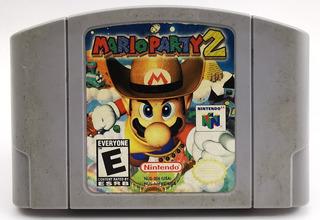 Mario Party 2 N64 Original * R G Gallery