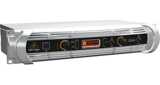Behringer Inuke Nu-1000 Dsp Potencia Digital 1000w Dsp Usb