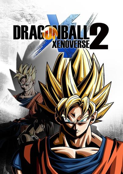 Dragon Ball Xenoverse 2 + Update 1.14 + Online Steam V2 Pc