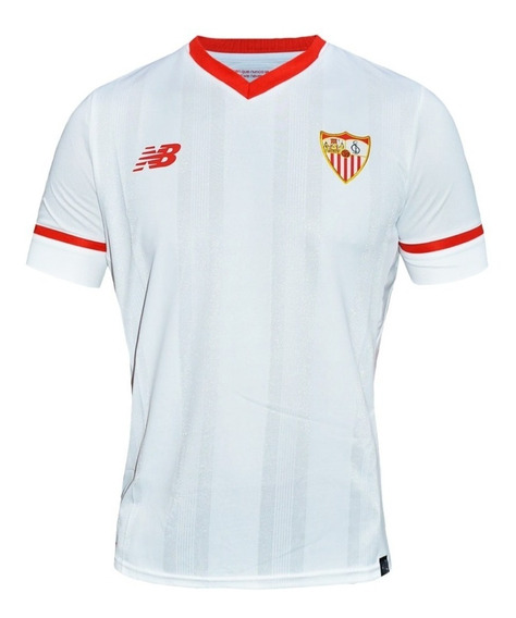 Camiseta Fútbol New Balance Sevilla Mt730077 On