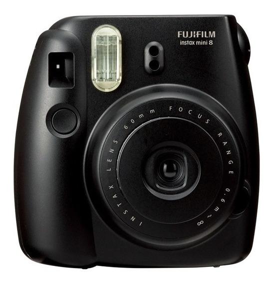 Câmera Instantânea Fujifilm Instax Mini 8 + Pack De 10 Filme