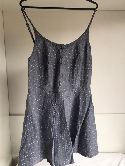 Vestido adidas Originals Chambray Dress