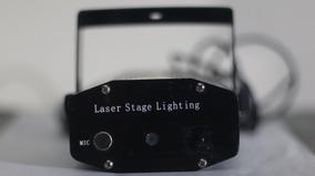 Mini Laser Stage Lighting Projetor