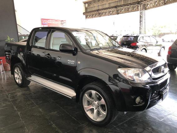 Toyota Hilux Cd 4x2 Sr Cab Dupla 4p Gasolina Manual