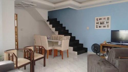 Imagem 1 de 27 de Sobrado Com 3 Dorms, Vila Rosália, Guarulhos - R$ 890 Mil, Cod: 5540 - V5540