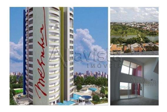 Cobertura Duplex, 256m², 5 Suítes, 6 Vagas, Vila Assunção, Santo André. - Co0444