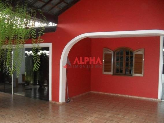 Casa Com 4 Quartos Para Comprar No Bandeirantes Em Contagem/mg - 1655