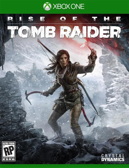 Rise Of The Tomb Raider Xbox One Mídia Digital + 1 Jogo