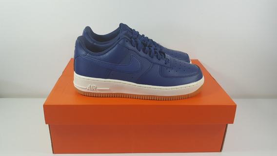 Tênis Nike Air Force 1 07 Azul