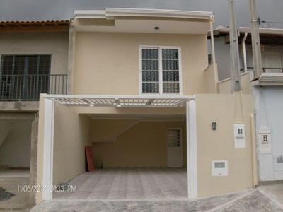 Casa Residencial À Venda, Parque Jambeiro, Campinas. - Ca5076