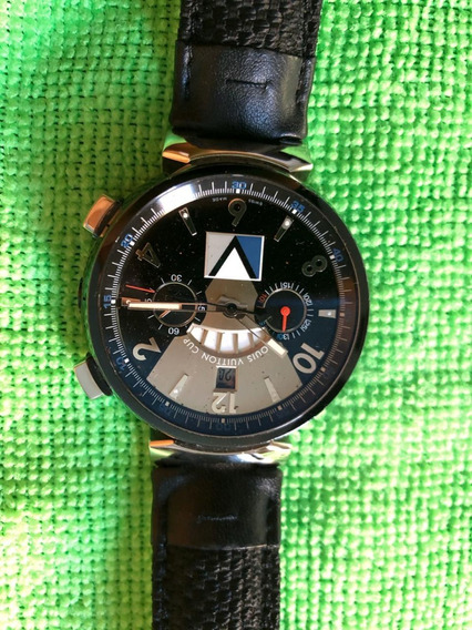 Relógio Louis Vitton