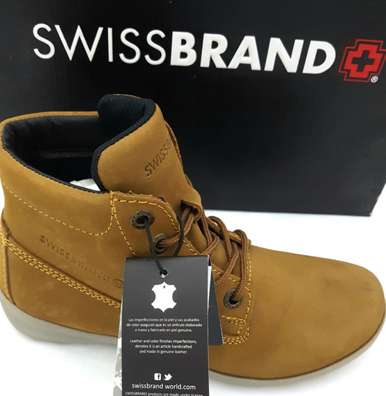 Swissbrand 256 Nobuck Avellana