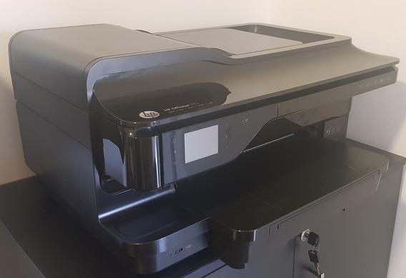Impressora Hp Officejet 7612 - Seminova / Cabeça Com Defeito