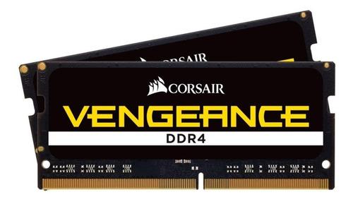Memoria Ram Note Ddr4 64g/2666 (2x32) Vengeance Corsair