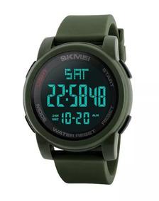 Relógio Masculino Esportivo Skmei 1257 Original Prova D