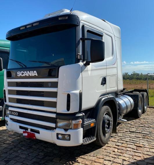 Scania R400 Evolução 6x2 2005