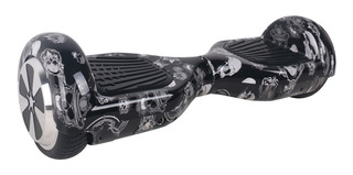 Patineta Electrica Skate Hoverboard Stc-01, 6,5 Pulg + Bolso