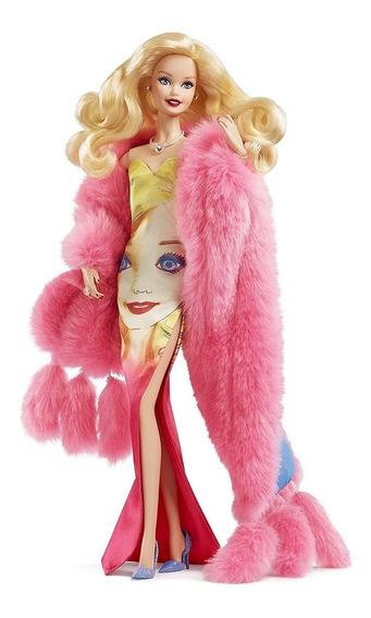 Barbie Collector Andy Warhol 2016 Pop Culture Nova Dwf57