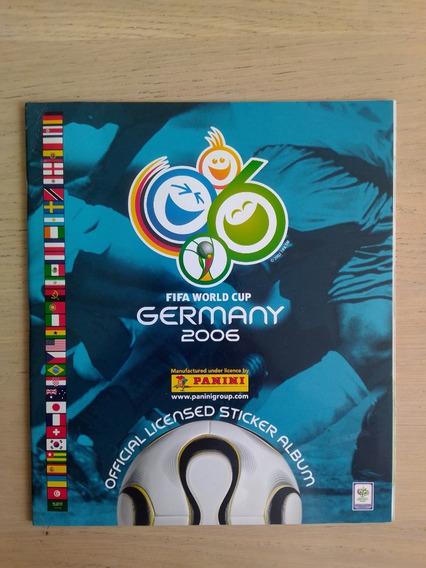 Album Alemania 2006 + Set Completo A Pegar