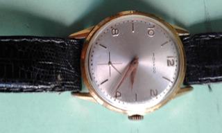 Reloj Marca Movado De Hombre Año 1950