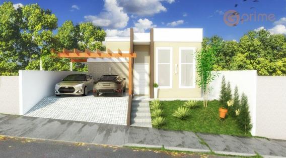 Casa Residencial À Venda, Loteamento Atibaia Park I, Atibaia. - Ca0027