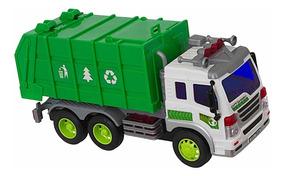 Caminhão De Lixo (307s) - Shiny Toys