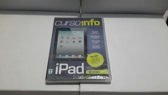 Dvd - Curso Info - iPad 2 ( Exame )