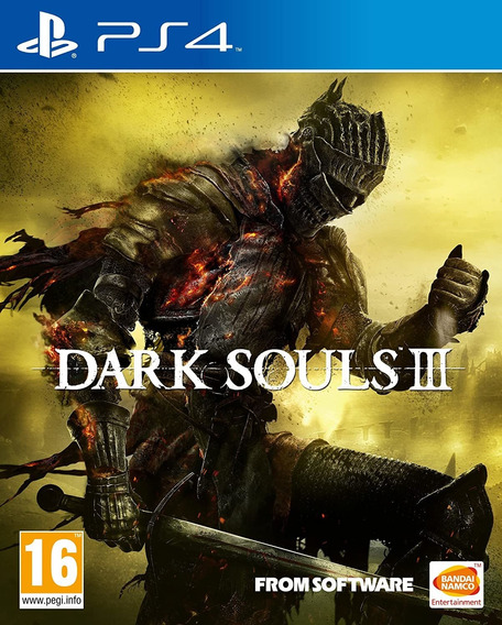 Dark Souls 3 - Primária Ps4