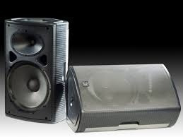 Bafles Parlantes Activos Turbo Sound Milan M15. Qsc Jbl Ev