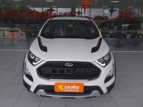 Imagem 1 de 10 de Ford Ecosport 2.0 Direct Flex Storm 4wd Automático