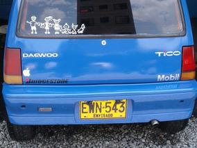 Daewoo Tico Motor 800 Full