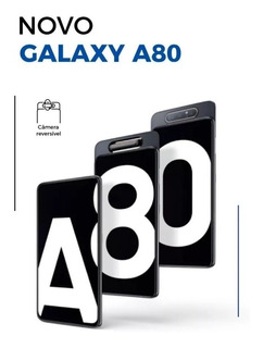 Samsung Galaxy A80 Tela 6.7 Cam 48mp 128g +sedex+nf=1799,99