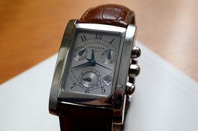 Relógio Longines Modelo Dolce Vita Com Pulseira Original