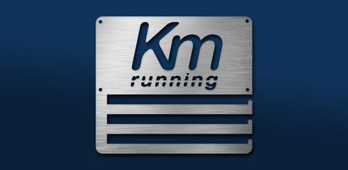 Imagen 1 de 6 de Medallero Km Running Porta Medallas Personalizado Gratis