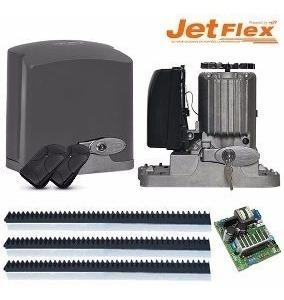 Kit Motor Deslizante Rio 1/2 Jet Flex Ppa 4 Segundos 700kg