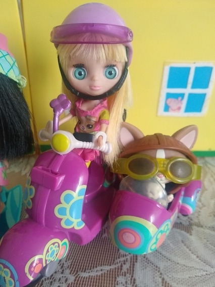 Muñeca Blythe Littles Pet Shop