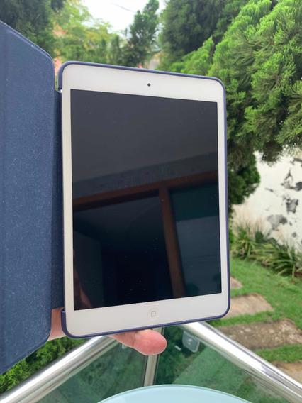 iPad Mini 2 32gb - Silver + Capa