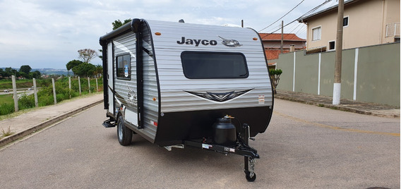 Trailer Jayco 145rb - Motorhome - Nova Marca No Brasil Y@w2