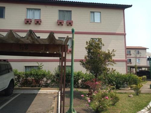 Apartamento Com 2 Dormitórios À Venda, 56 M² - Vila Camilópolis - Santo André/sp - Ap1320