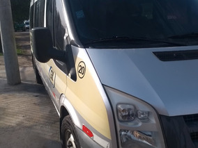 Ford Transit 2,4 Ano 2009 16 Lugares