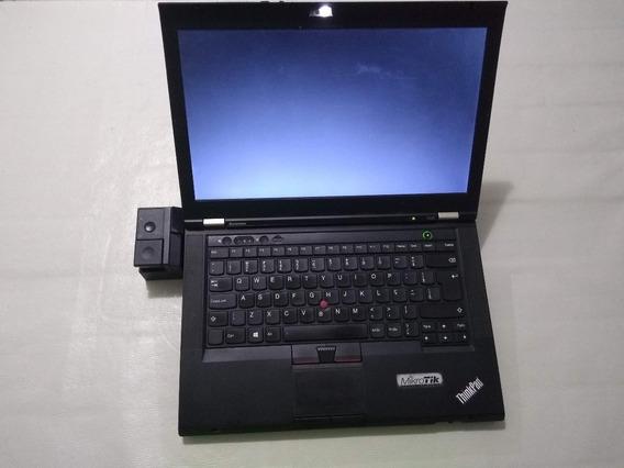 Thinkpad T430 I7 3630qm+8g+240ssd+bluray+docksttn+bat.extend