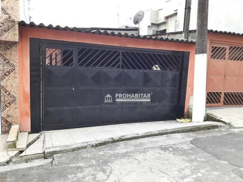 Casa Residencial À Venda No Jardim Novo Horizonte - Ca2408