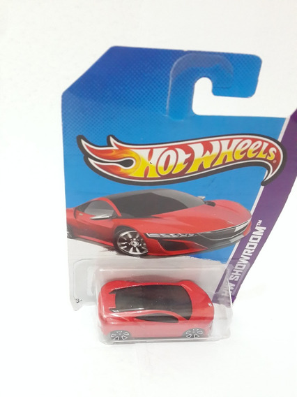 Carrito Hot Wheels (´12 Accura Nsx Concept)