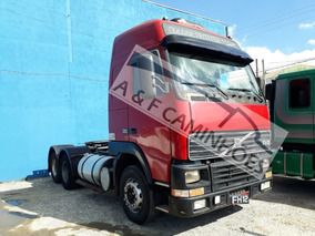 Volvo Fh 380 1994 6x2 Globetrotter