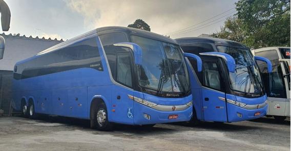 Ônibus Paradiso 1200 G7 Mercedes 0500 Rsd Leito Único Dono